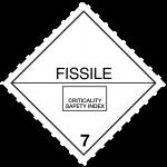 fissiili aine (7E)
