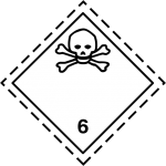 luokka 6.1 myrkylliset aineet