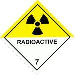 suurlipuke radioaktiivisille aineille
